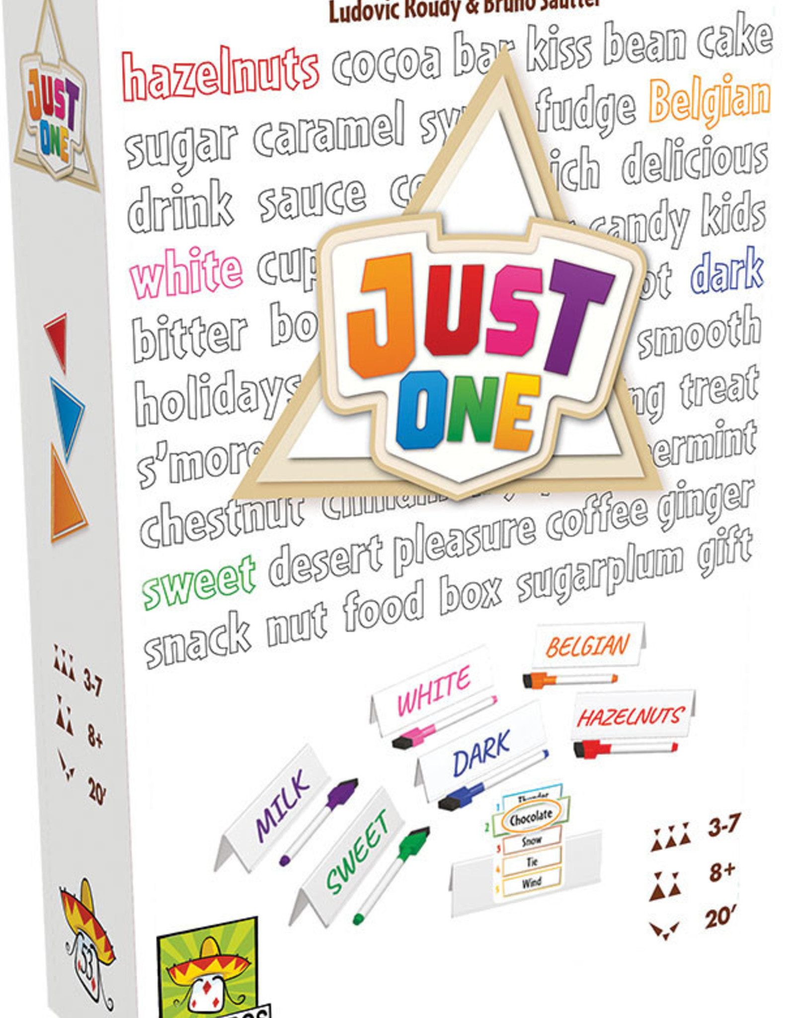 Asmodee: Top 40 Just One