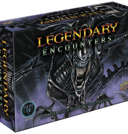 LEGENDARY ENCOUNTERS ALIEN EXP