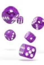 Okie Dokie D6 12mm Speckled Purple