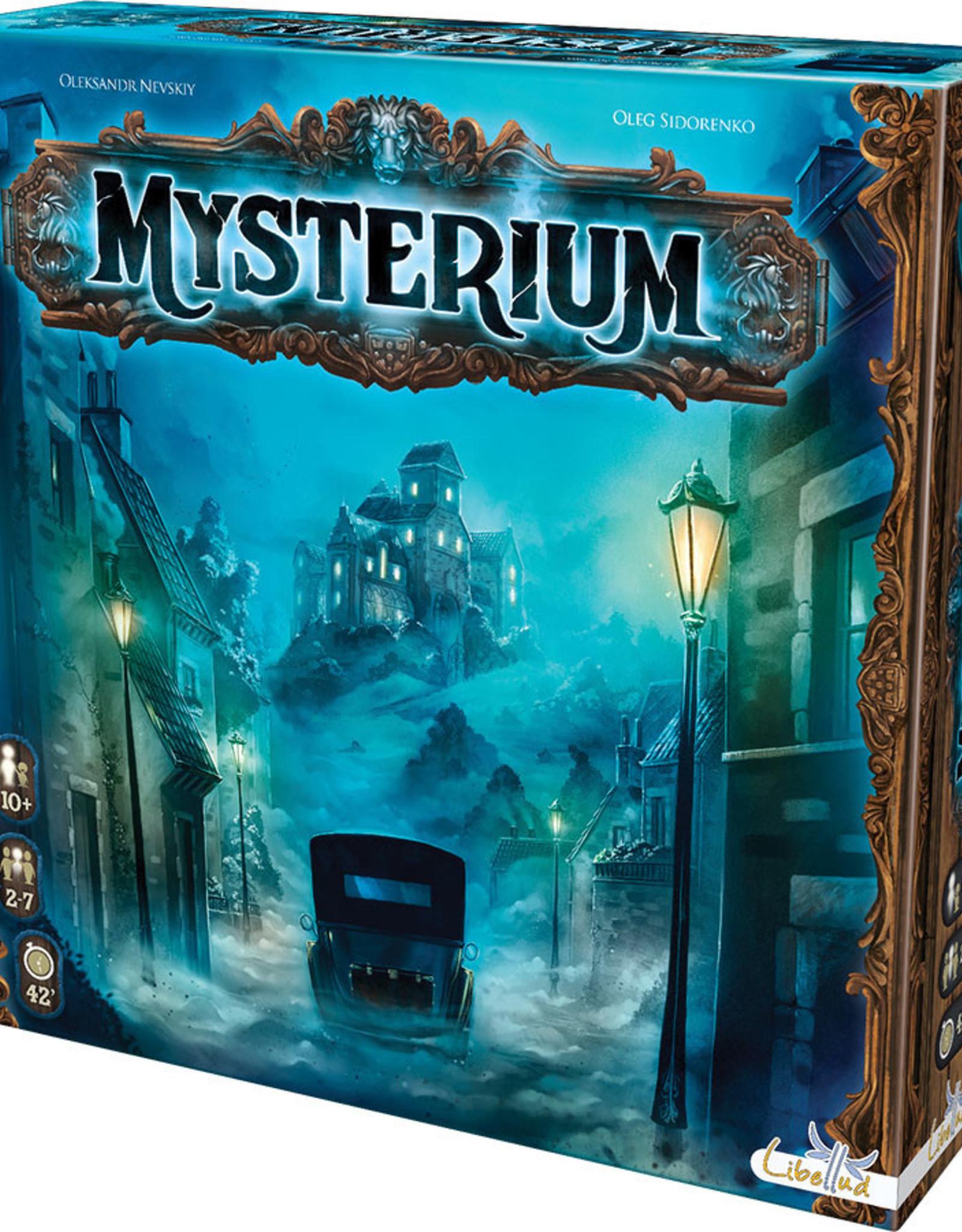 Asmodee: Top 40 Mysterium
