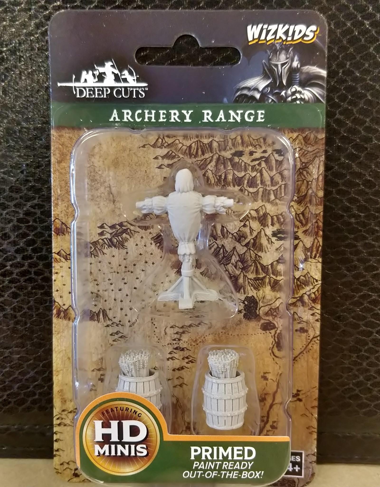 Wizkids WizKids Deep Cuts Unpainted Miniatures: W10 Archery Range