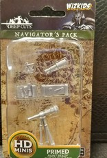 WizKids Deep Cuts Unpainted Miniatures: W5 Navigators Pack