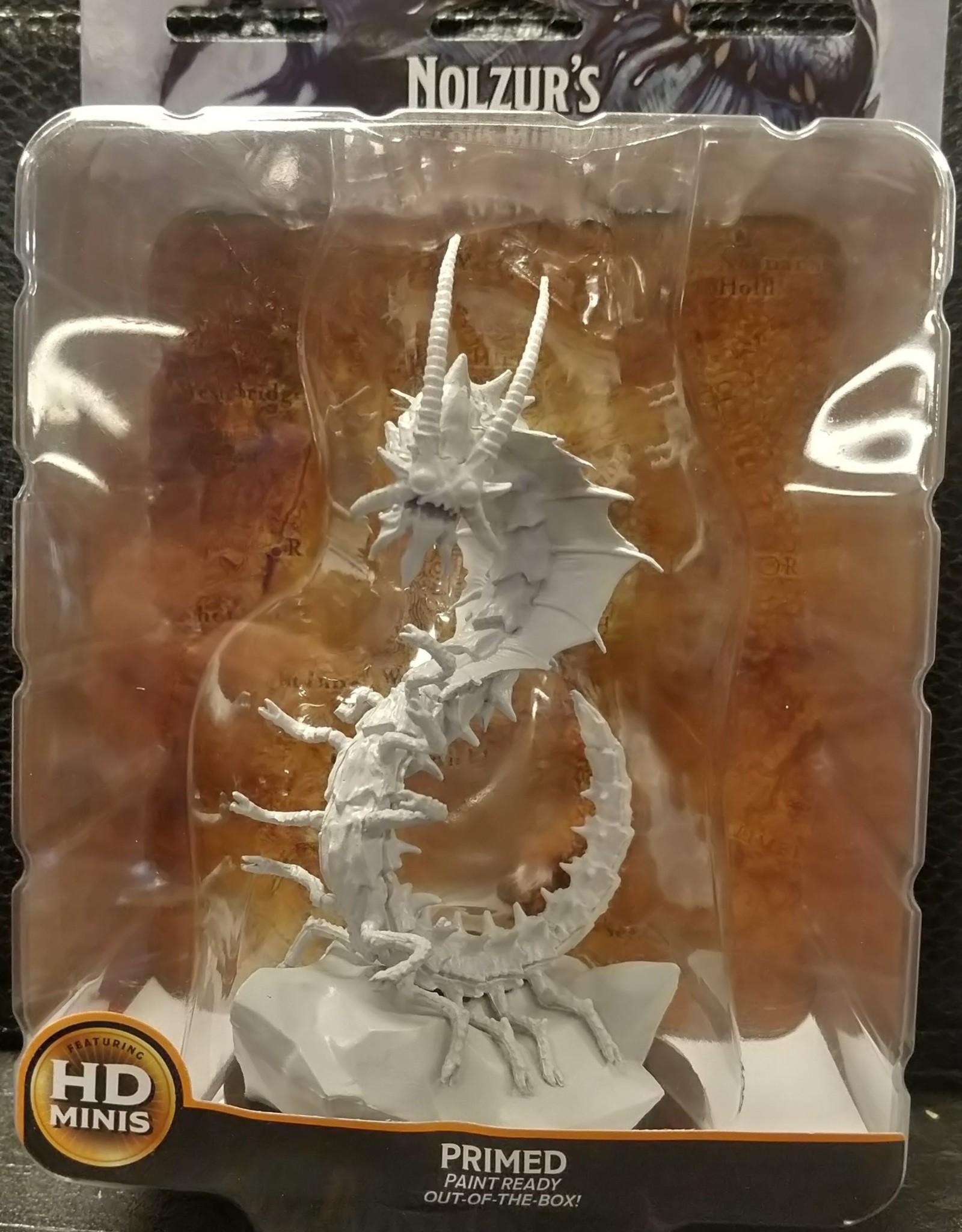 Dungeons & Dragons Nolzur's Marvelous Unpainted Miniatures: W6 Adult Remorhaz