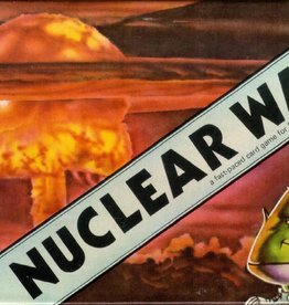 Nuclear War Card Game 50th Anniversary Edition