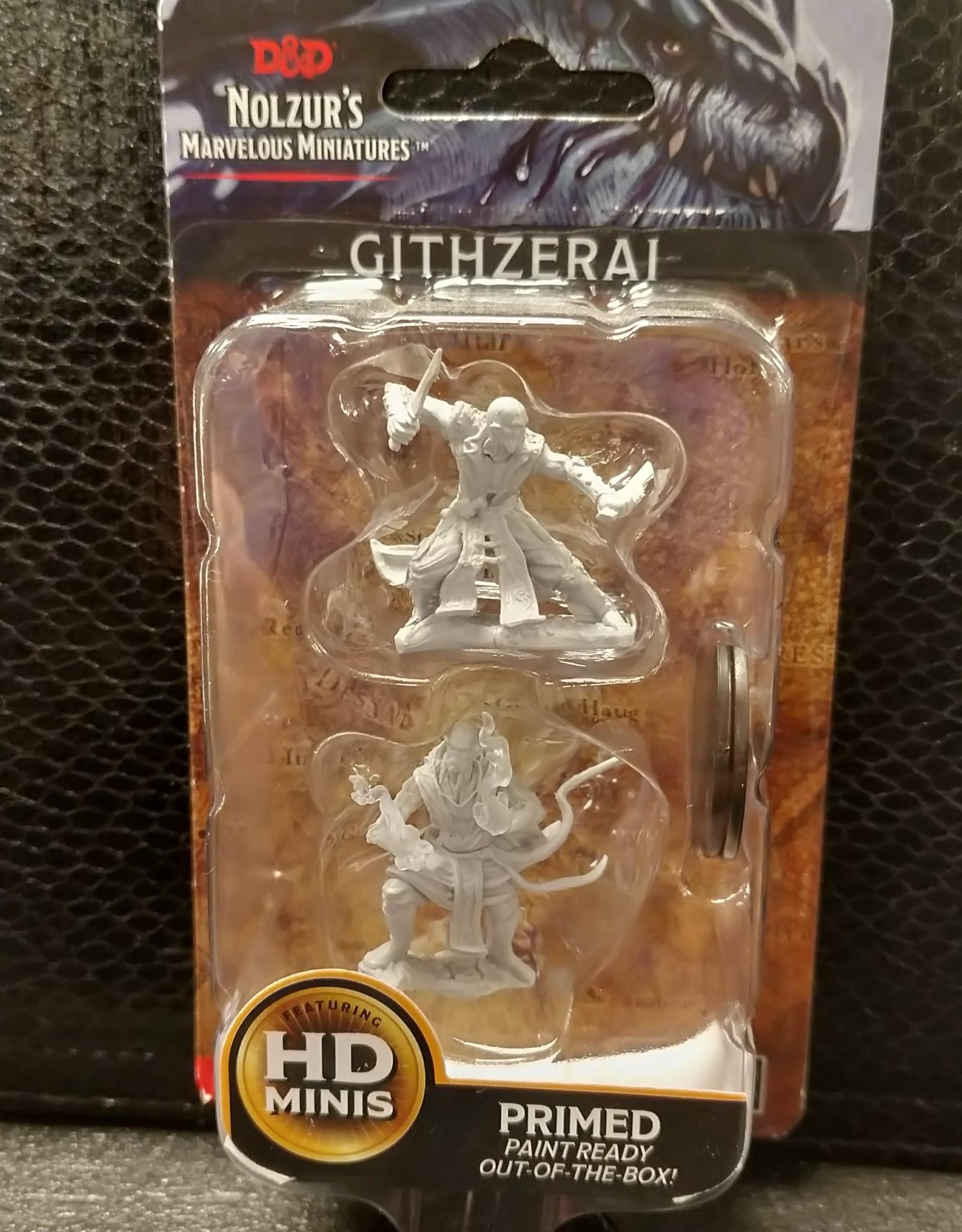 Dungeons & Dragons Nolzur's Marvelous Unpainted Miniatures: W5 Githzerai