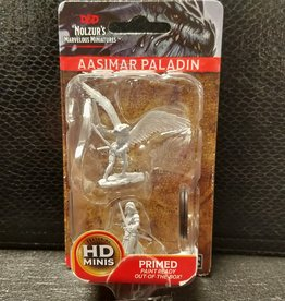 Dungeons & Dragons Nolzur's Marvelous Unpainted Miniatures: W5 Aasimar Female Paladin
