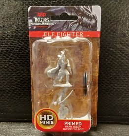 Dungeons & Dragons Nolzur's Marvelous Unpainted Miniatures: W6 Female Elf Fighter