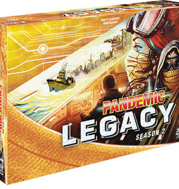 Asmodee Pandemic: Legacy Season 2 - Yellow (stand alone)