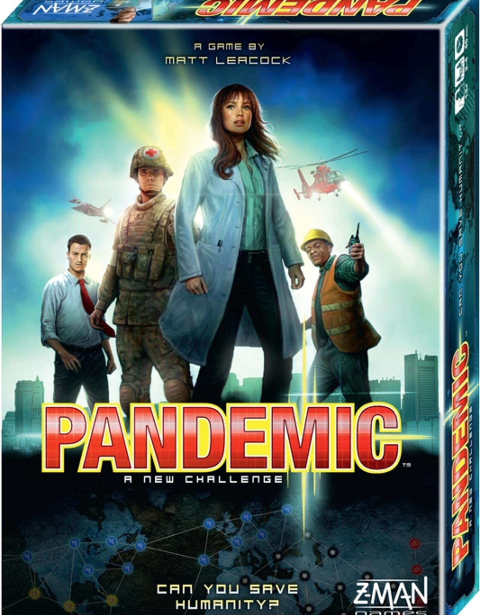Asmodee: Top 40 Pandemic