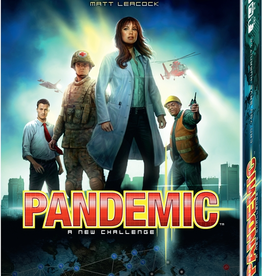 Asmodee: Top 40 Pandemic