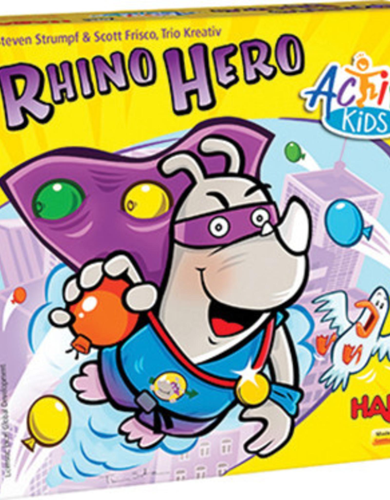 Rhino Hero Active Kids