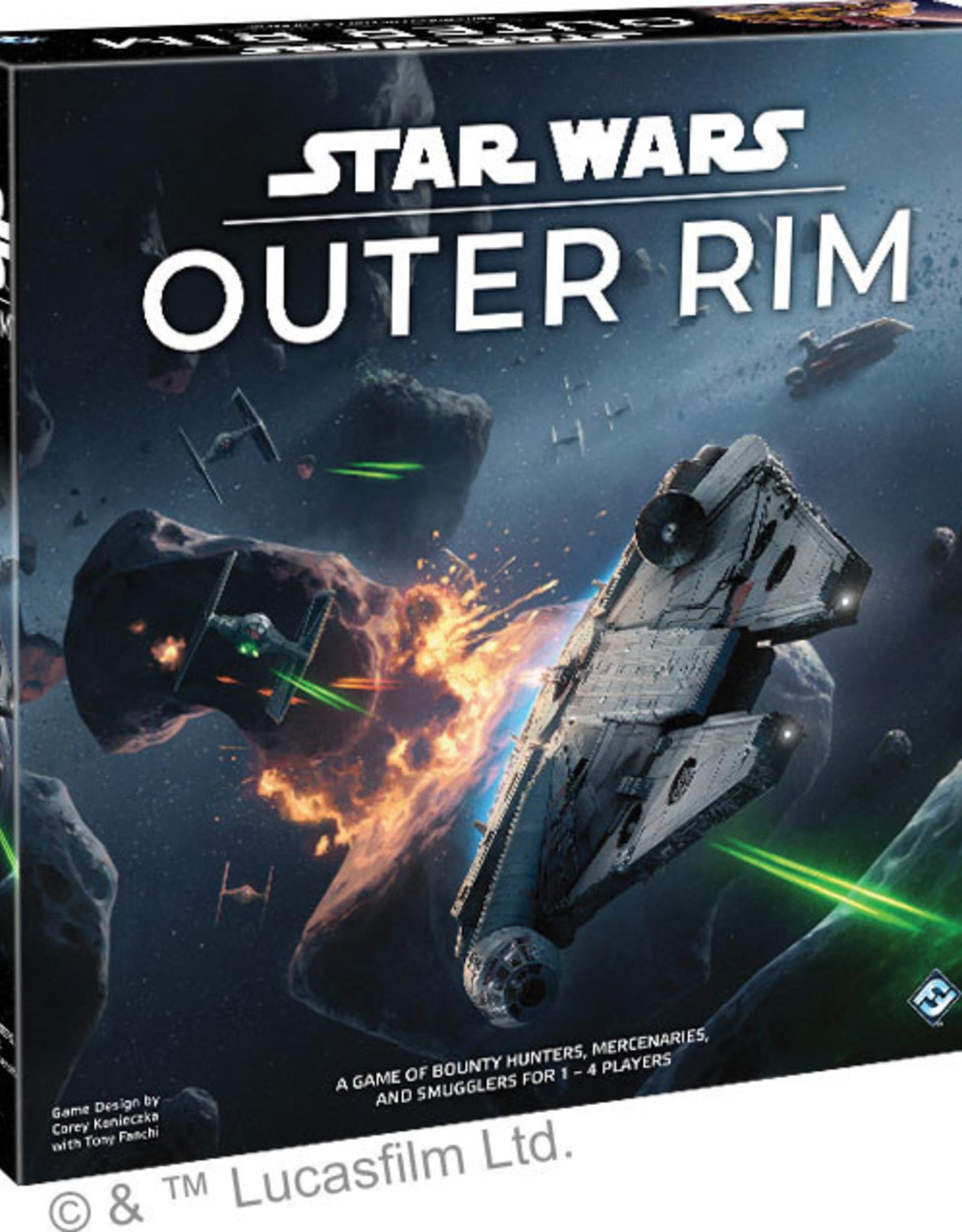 Asmodee Star Wars: Outer Rim