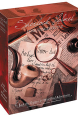 Asmodee: Top 40 Sherlock Holmes: Consulting Detective - Jack the Ripper and West End Adventures (stand alone or expansion)