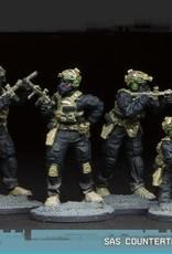 SAS Counterterrorism Assault Squad