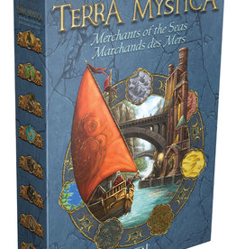 Asmodee Terra Mystica: Merchants of the Sea Expansion