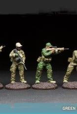 Green Beret Jungle Ops Team