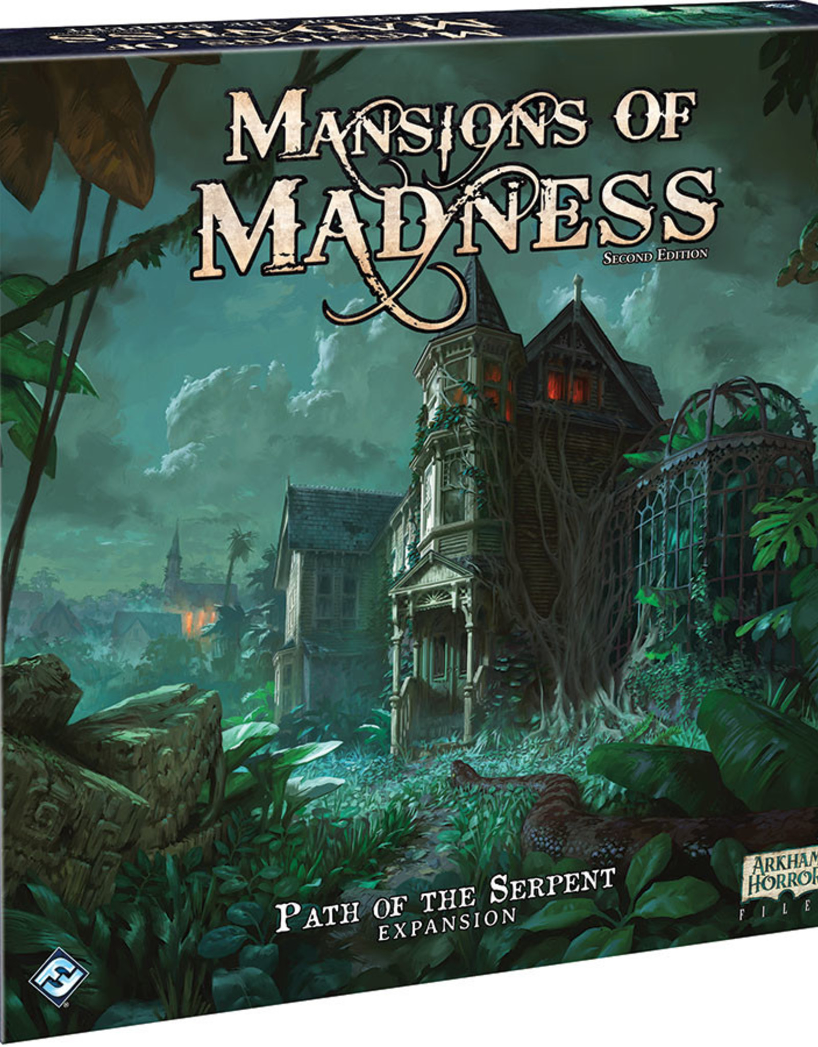 Fantasy Flight Games Mansions of Madness: Path of the Serpent