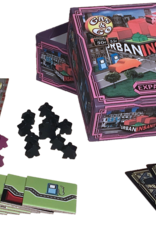X Tile Games Urban Insanity Gas & Go