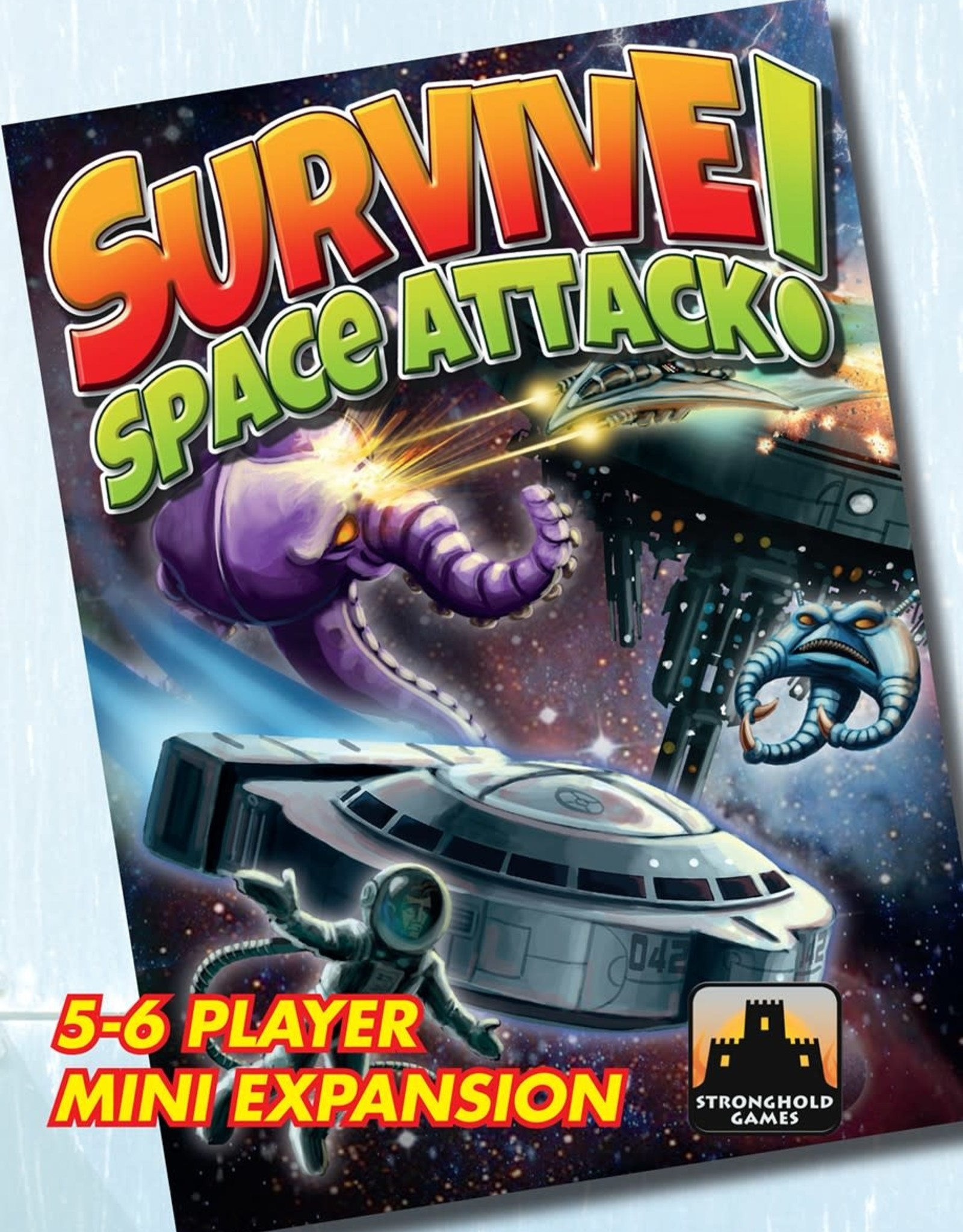 SURVIVE SPACE ATTACK 5 & 6 PLAYER
