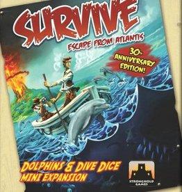SURVIVE: DOLPH/DIVE DICE MINI EXPAN
