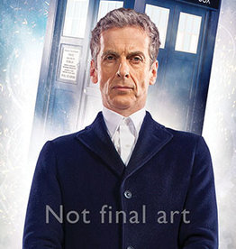 THE DOCTOR WHO CARD GAME EXPANSION TWELFTH DOCTOR