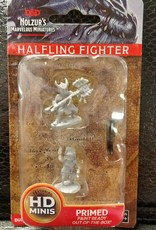 Dungeons & Dragons Nolzur's Marvelous Unpainted Miniatures: W6 Female Halfling Fighter