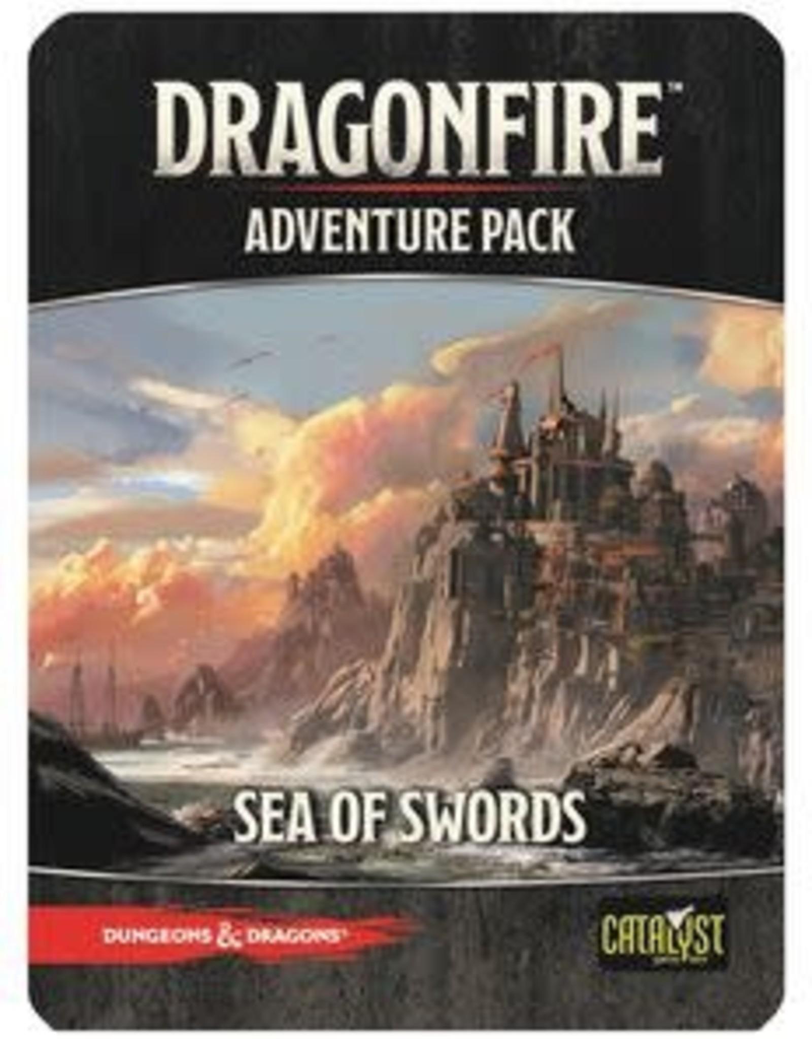 Catalyst Dragonfire: Sea of Swords