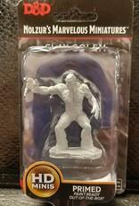 Wizkids Dungeons & Dragons Nolzur's Marvelous Unpainted Miniatures: W10 Clay Golem