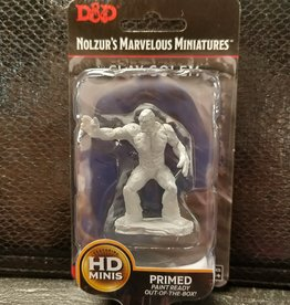 Wizkids Dungeons & Dragons Nolzur's Marvelous Unpainted Miniatures: W10 Clay Golem