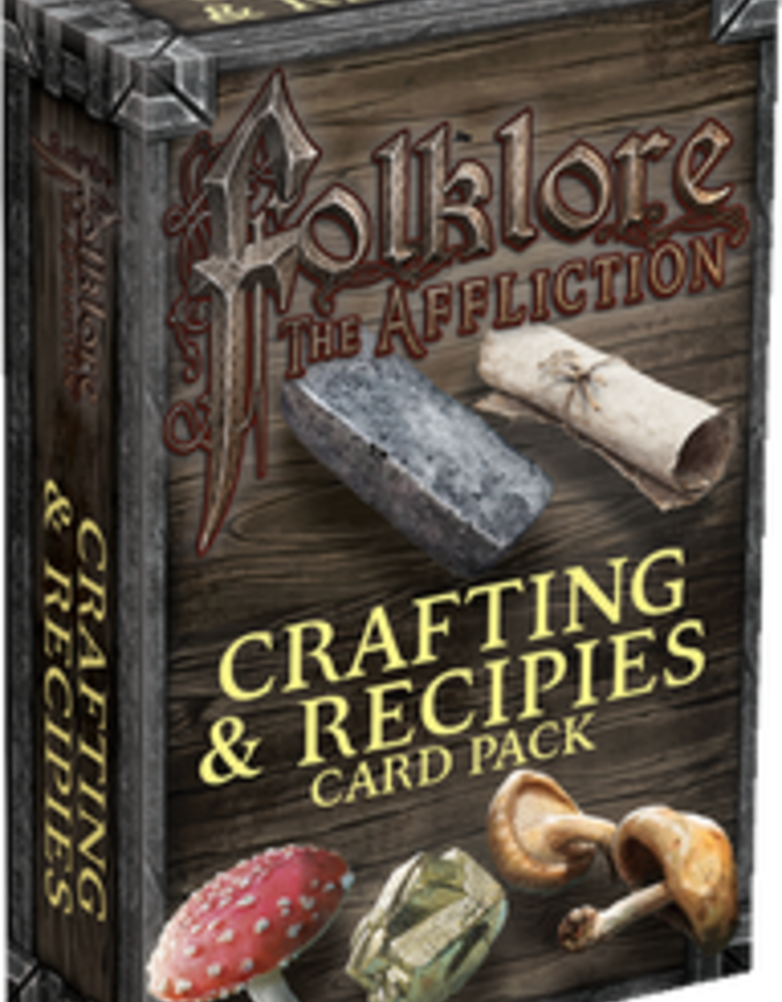 Folklore Crafting and Recipes