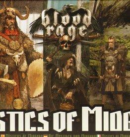 BLOOD RAGE EXPANSION MYSTICS OF MIDGARD