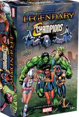 Legendary DBG: Champions Expansion
