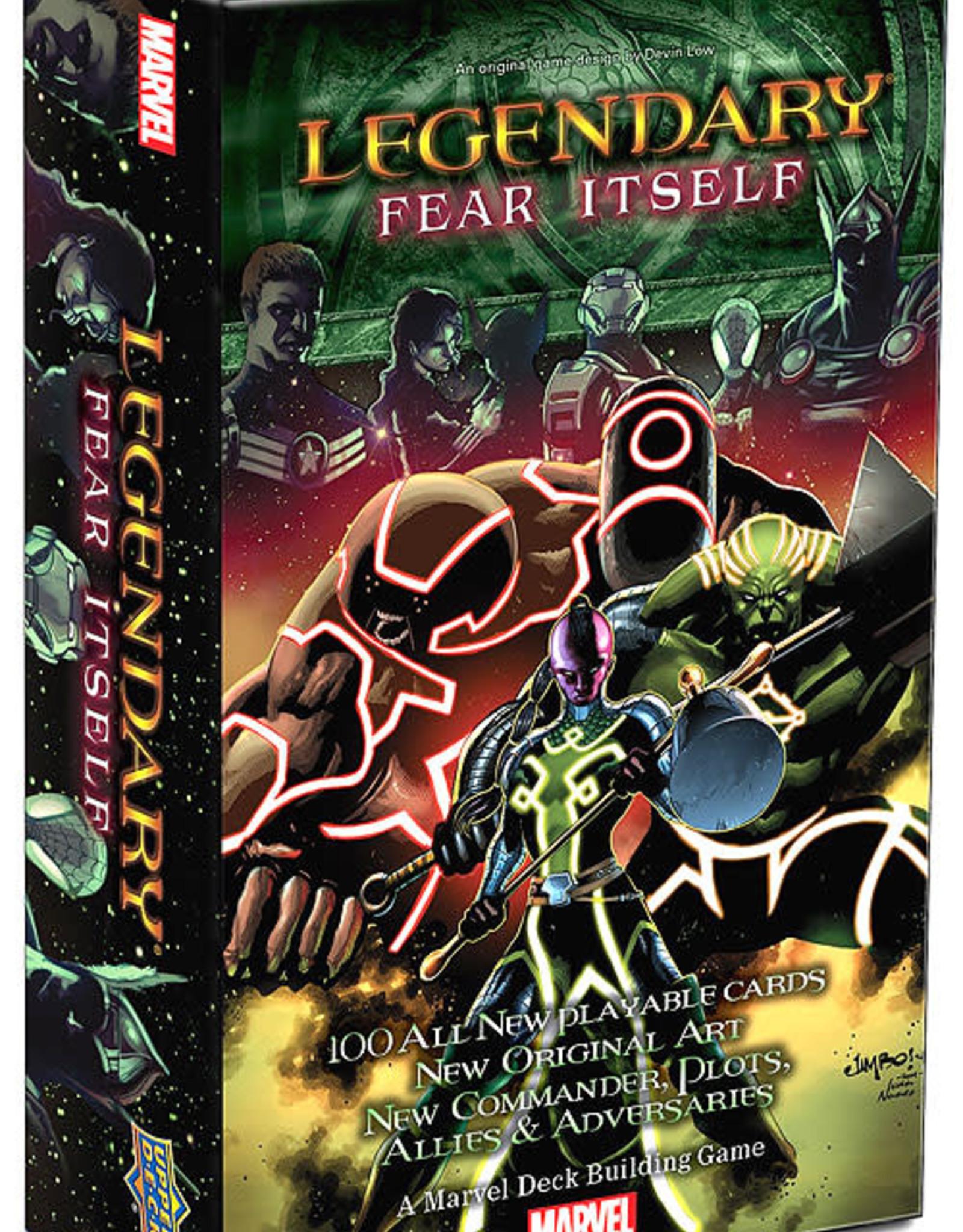 Legendary Villains DBG: Marvel Fear Itself Expansion