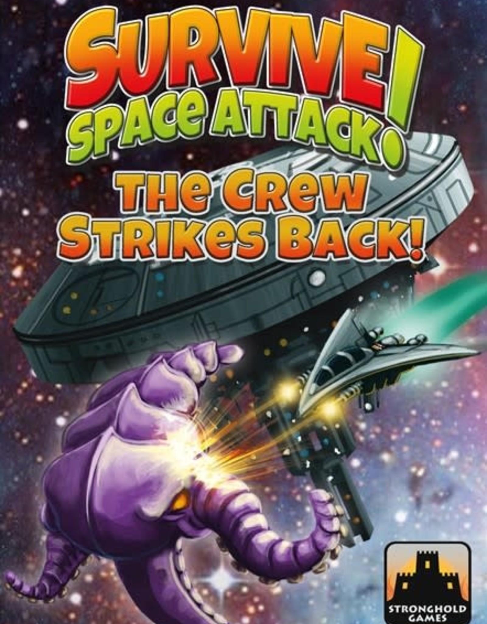SURVIVE SPACE ATTACK CREW STRIKE