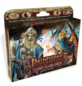 Paizo Pathfinder Adventure Card Game: Cleric Class Deck