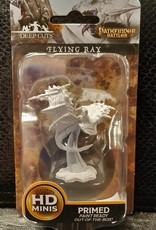 Pathfinder Deep Cuts Unpainted Miniatures: W6 Flying Ray