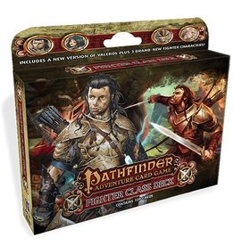 Paizo Pathfinder Adventure Card Game: Fighter Class Deck