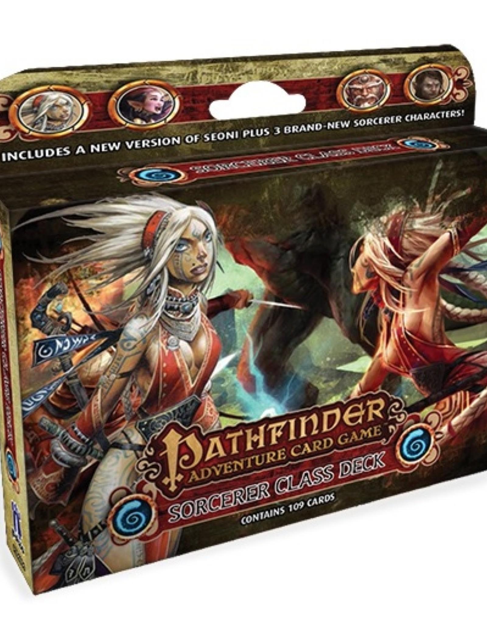 Paizo Pathfinder Adventure Card Game: Sorcerer Class Deck