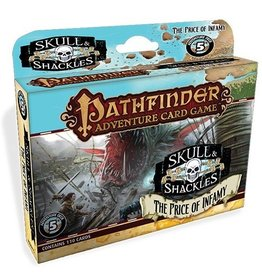 Pathfinder Adventure Card Game: Price of Infamy