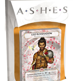 ASHES EXPANSION THE ROARING ROSE
