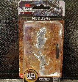 Dungeons & Dragons Nolzur's Marvelous Unpainted Miniatures: W4 Medusas