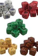 Star Trek Ascendancy: Klingon Dice