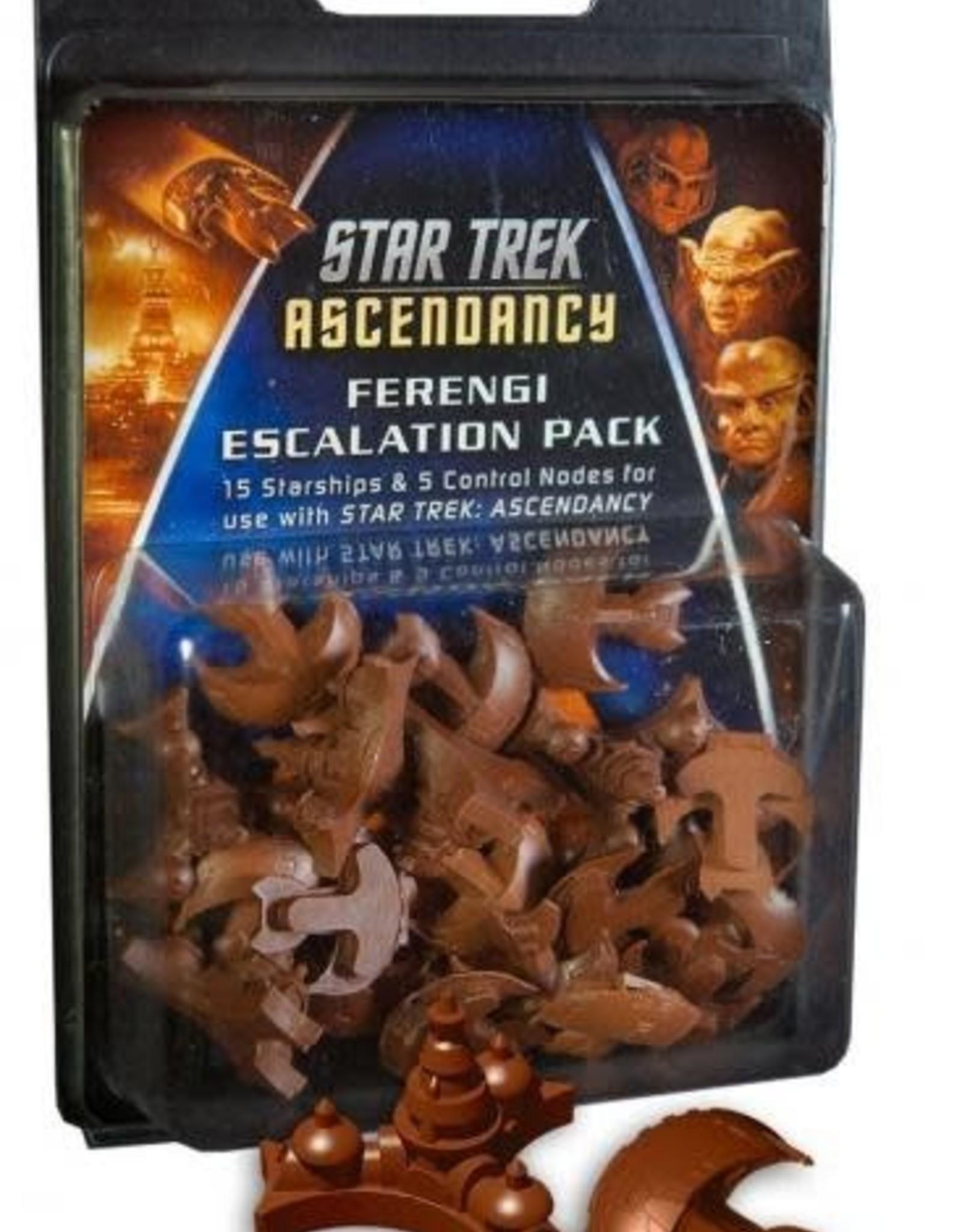 Star Trek Ascendancy: Ferengi Ship Pack (12)