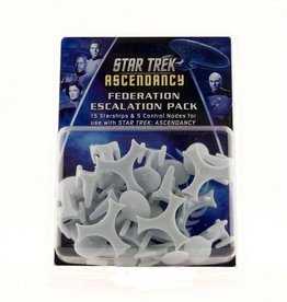Star Trek Ascendancy: Federation Ship Pack (12)
