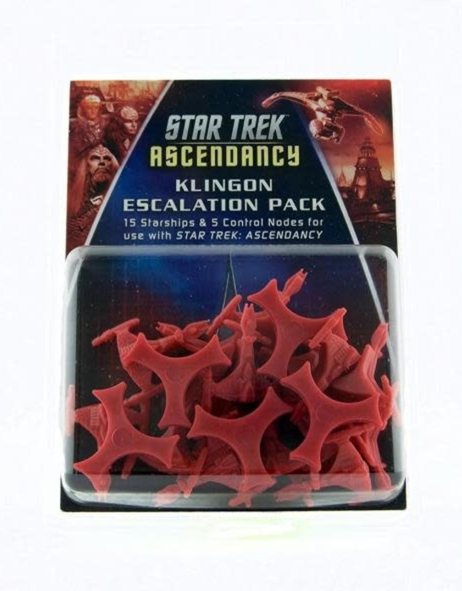 Star Trek Ascendancy: Klingon Ship Pack (12)