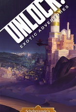 Asmodee Unlock! Scheherazade's Last Tale