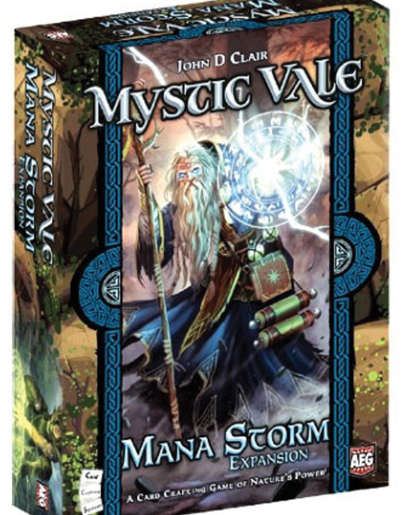 MYSTIC VALE EXP MANA STORM