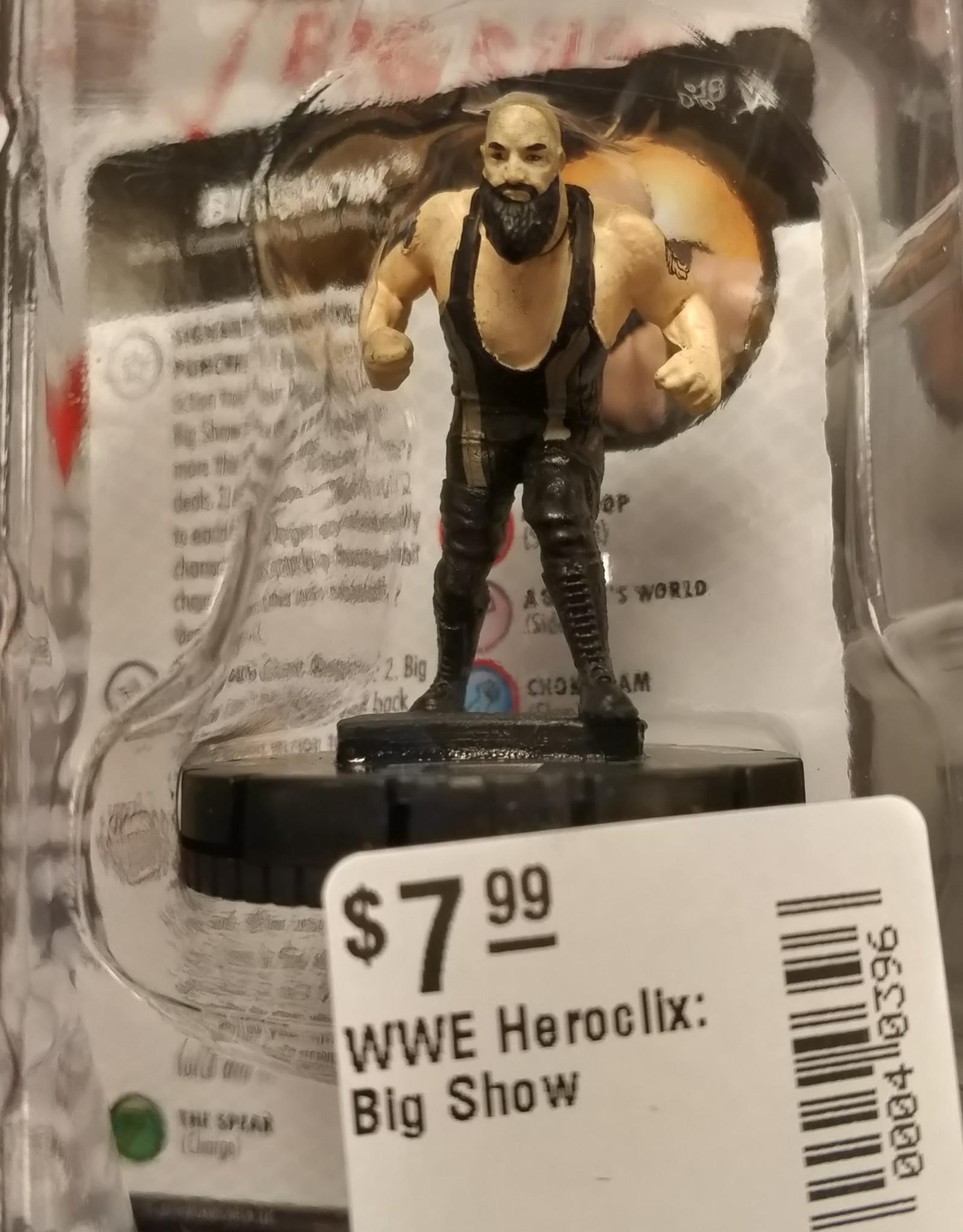 Wizkids WWE Heroclix: Big Show