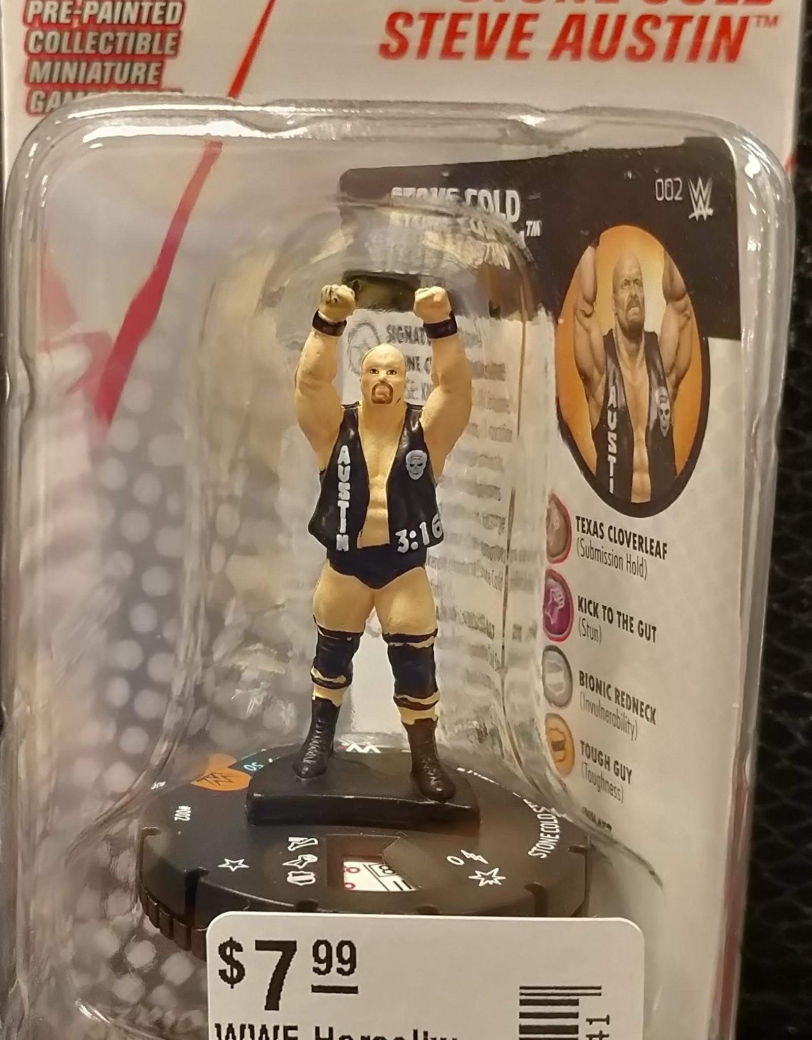 Wizkids WWE Heroclix: Stone Cold Steve Austin