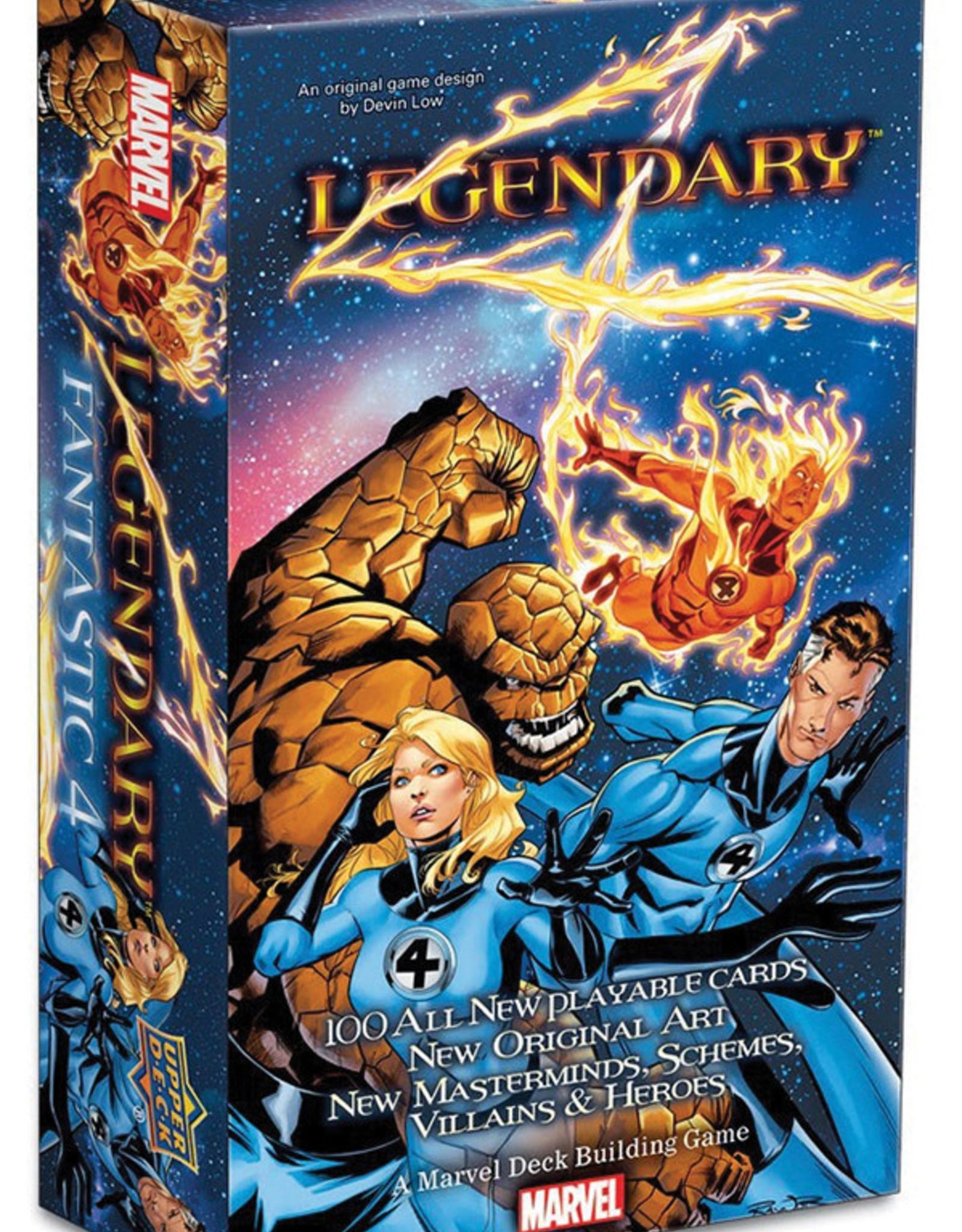 Legendary Fantastic Four